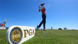 Conners leads PGA Championship after round one
