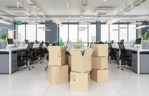 Webcentral staff move into 5G Networks offices