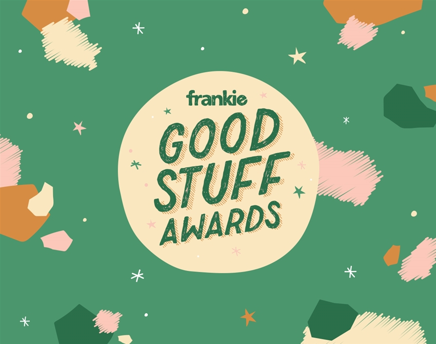the 2021 good stuff awards are open