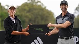 Robbie makes impressive Adidas Junior 6s Tour debut