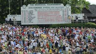 Remembering Seve's special moment at the Memorial