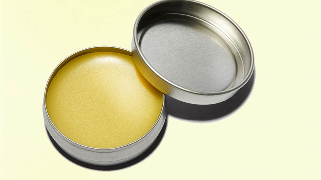 How to make your own natural lip balm