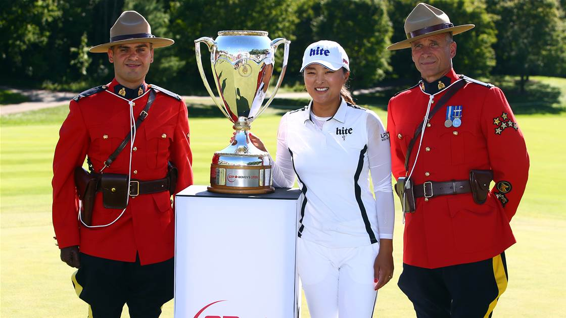 Canadian Women's Open cancelled for second year
