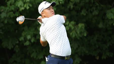 Former Asian amateur star Yu joins pro ranks