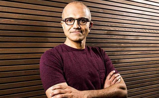 Microsoft CEO Satya Nadella named as new chairman