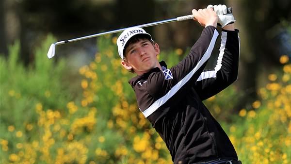 Scott maintains home Amateur Championship challenge at Nairn