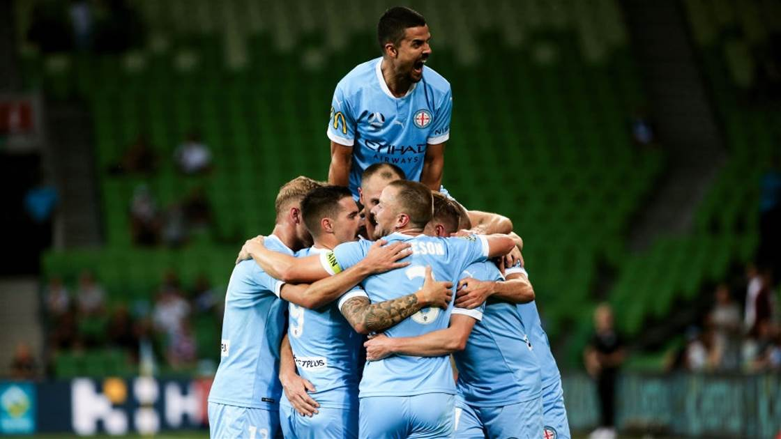 City to reveal what they 'really think' after Macarthur A-League final