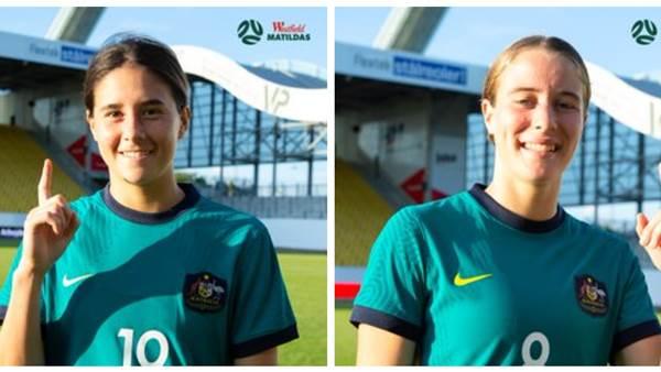 Matildas 'best friends' highlight milestone frenzy