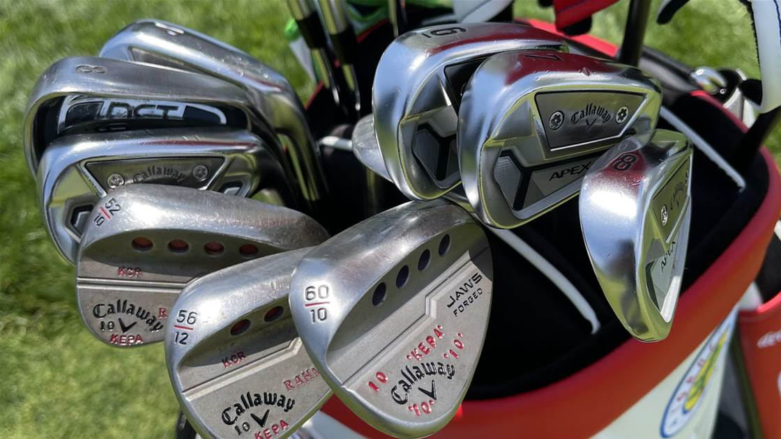 Winner's Bag: Jon Rahm – 121st U.S. Open