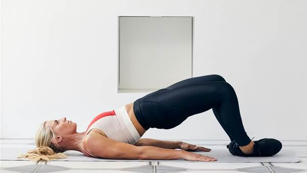 Tiff Hall's #1 exercise to firm your butt