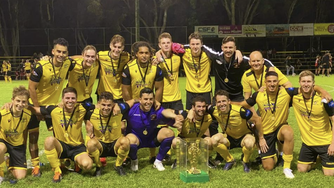 Cairns minnows Edge Hill want to be FFA Cup giant killers