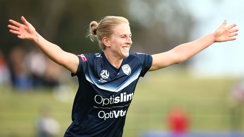 The W-League's greatest journeywoman finally returns home