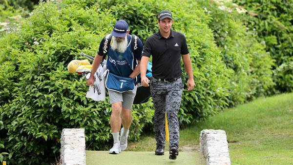 Winner's Bag: Lucas Herbert – Dubai Duty Free Irish Open