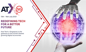 Asia Tech x Singapore event will explore the intersection of technology, society, and the digital economy