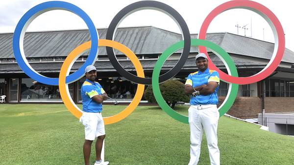 Team India looking to put golf on the map