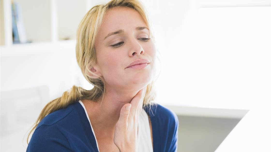 5 Possible Reasons You Have Swollen Lymph Nodes, According to a Doctor