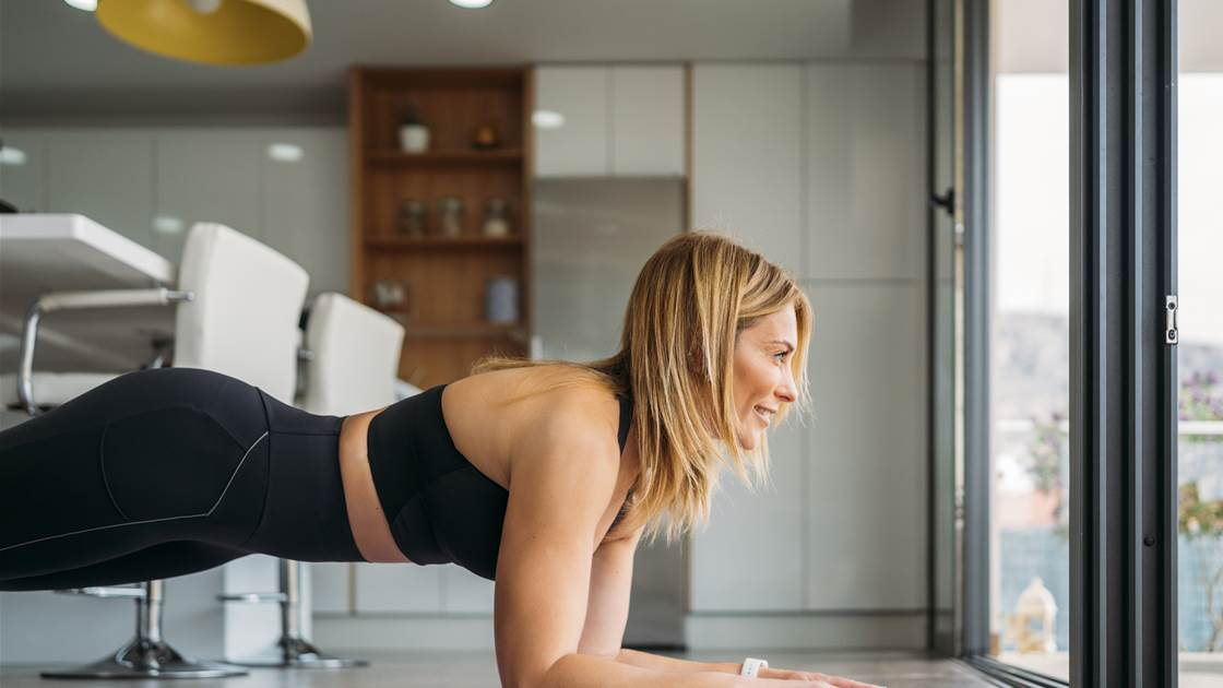 5 things you need for an at home workout!