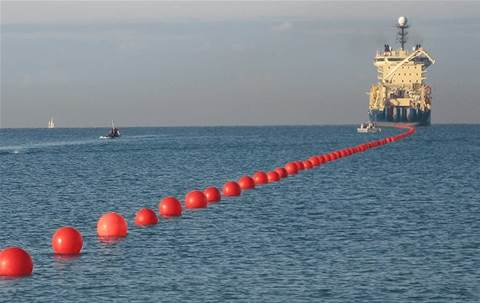 AFP charge container ship master over Vocus subsea cable damage