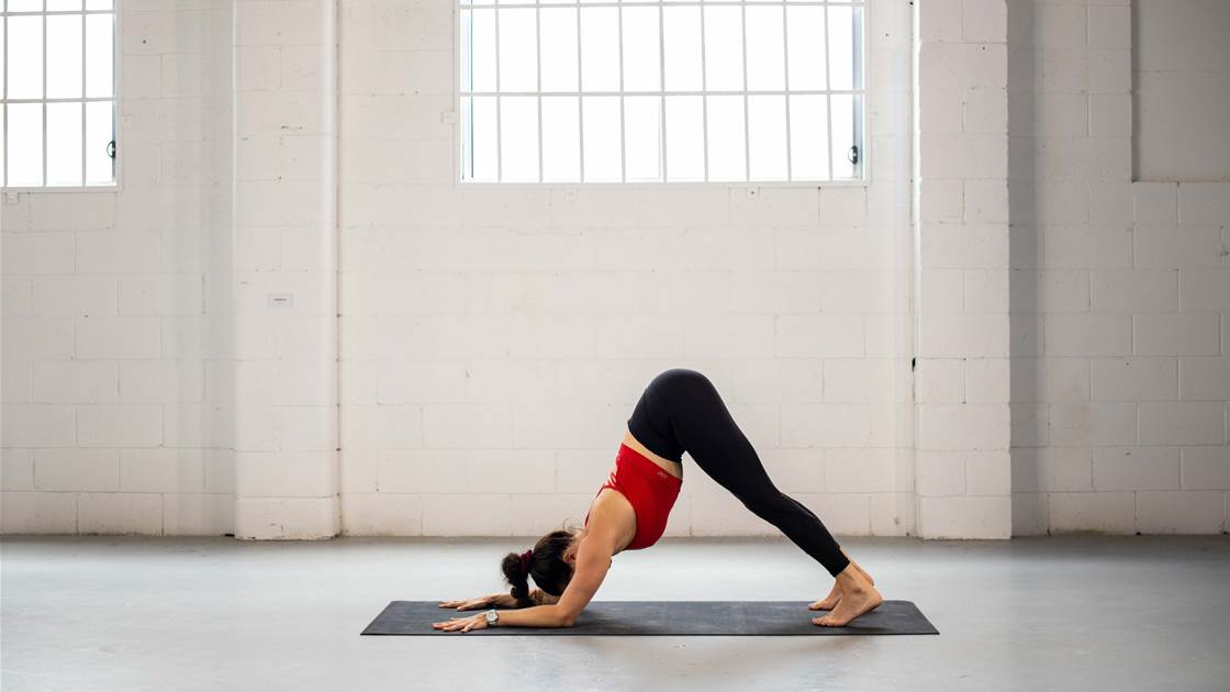 5 Yoga Poses To Help You Feel More Energised