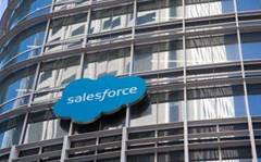 Salesforce CEO claims company is fastest growing ever