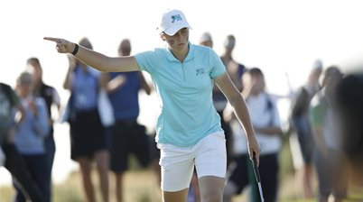 GB&I make strong Curtis Cup start