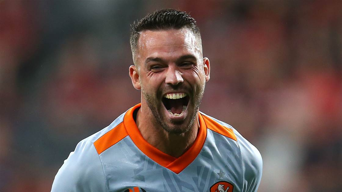 Aussie ex-Roar, Western winger leaves A-League for India