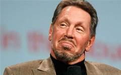 Oracle's Larry Ellison slams rivals over cloud offerings