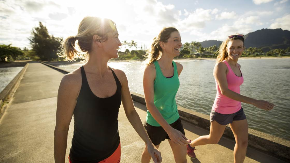 How Walking Can Bring You Joy and Lower Your Stress