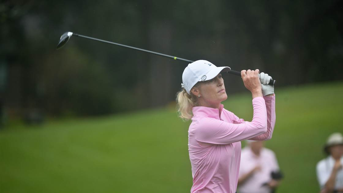 Past champions to face off in U.S. Senior Women's Amateur final