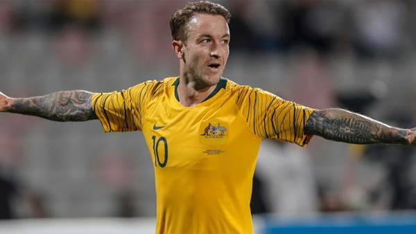 'I'll be scoring for fun again': Socceroos Taggart vows to end drought