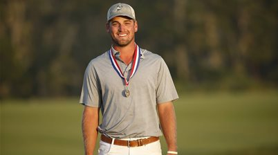 Furr earns medallist honours at US Amateur