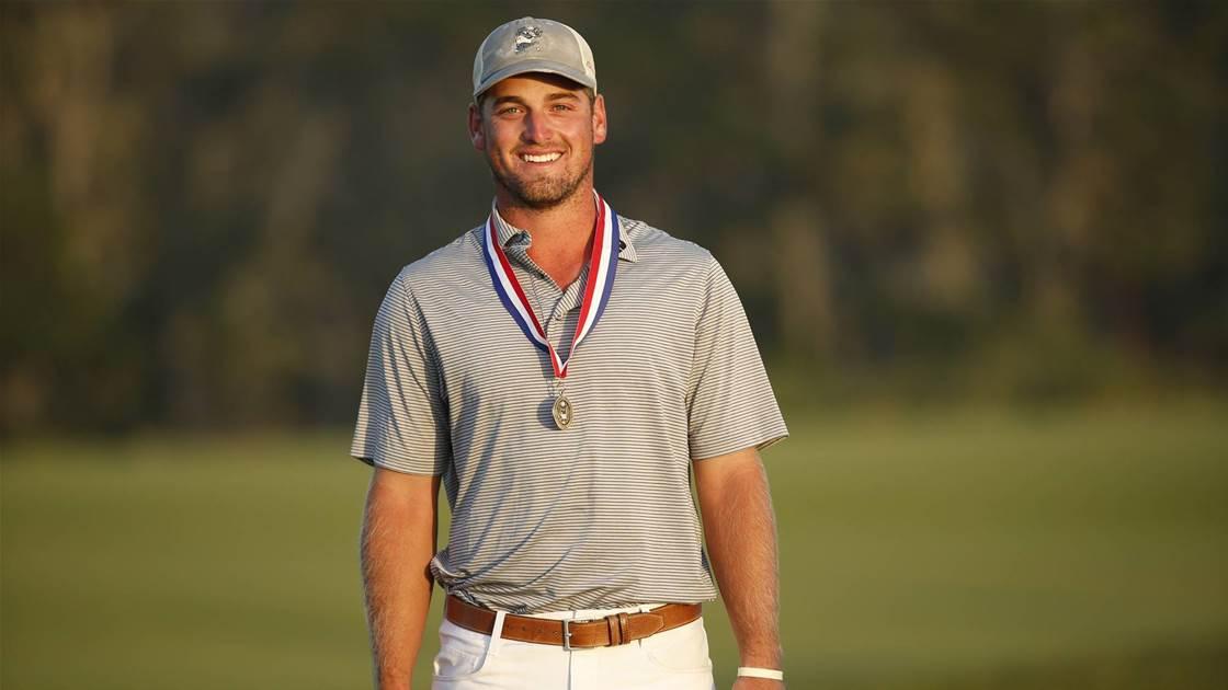 Furr earns medallist honours at US Amateur