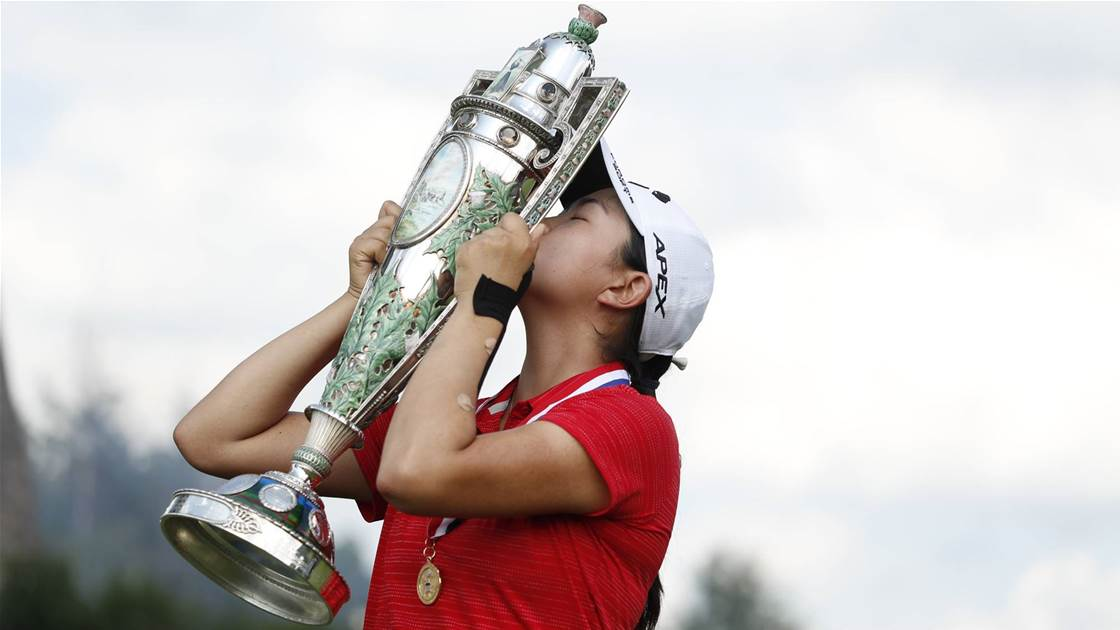 Ruffels runner-up at US Women's Amateur