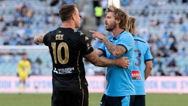 Wanderers Cox: 'Criticism is fine'