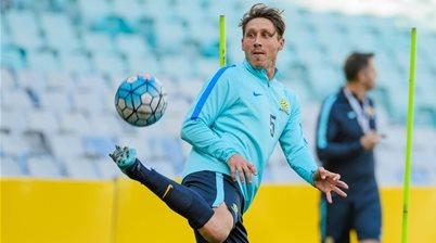 Milligan loss 'highlights Socceroos' depth'
