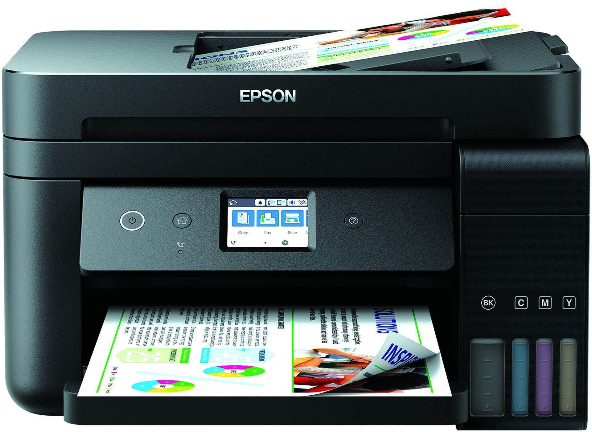 Review: Epson EcoTank ET-4750 printer