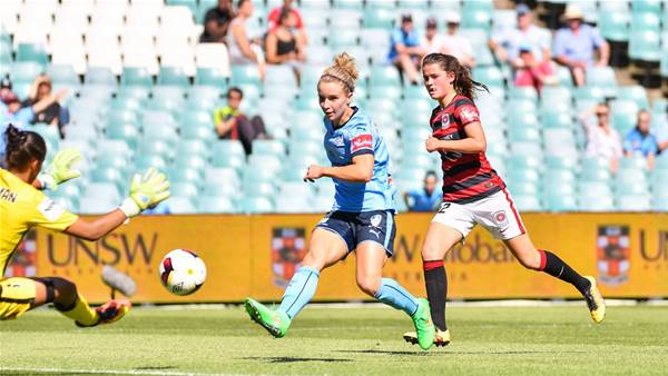 Derbies confirmed for W-League openers