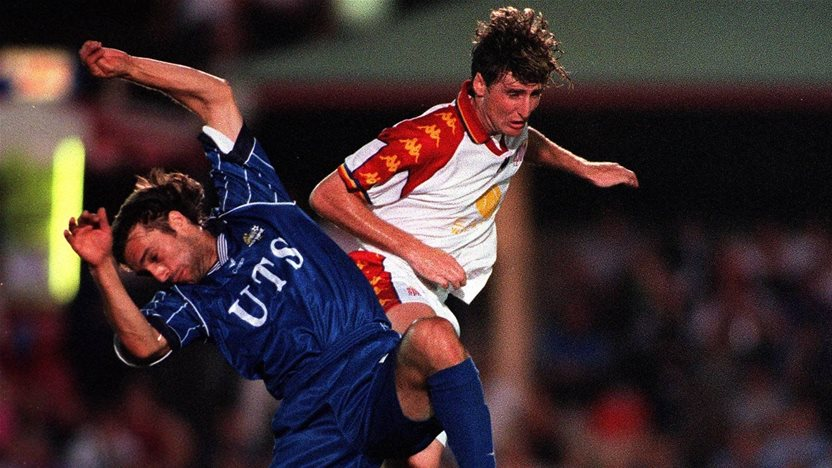How a Socceroo fought back after dying four times