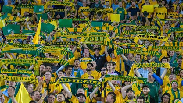Socceroos and Matildas to play in Canberra