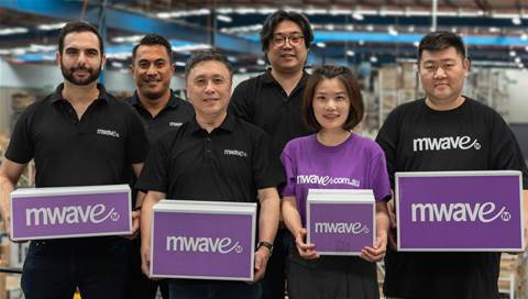 Mwave scores private equity injection