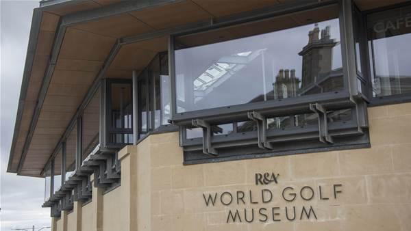 The R&A World Golf Museum opens following redevelopment