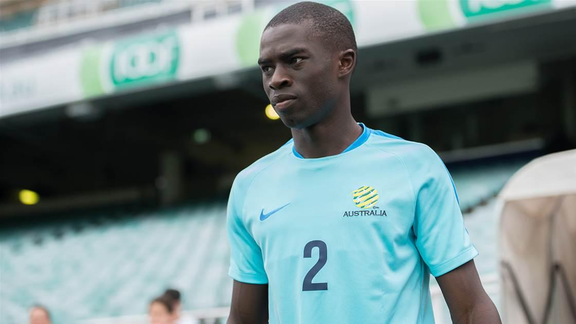 'I'm here and I'm keen' - Glory sign one-cap Socceroo Jason Geria