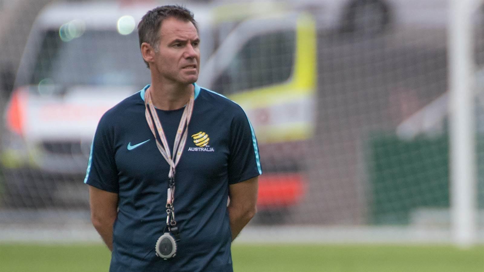 Milicic names his first Matildas squad