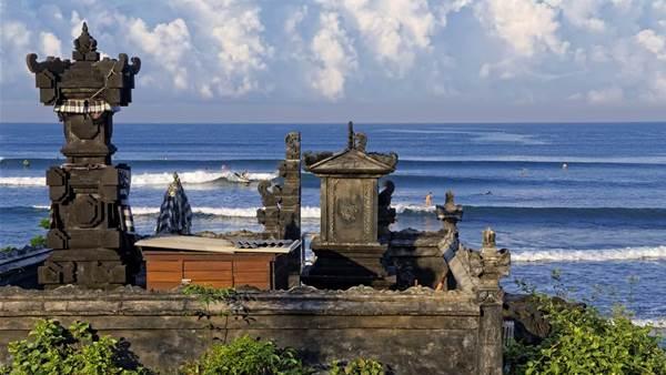 Coronavirus Comes to Bali