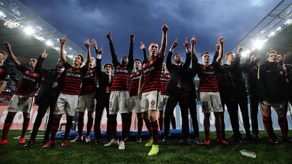 Western Sydney Wanderers vs Central Coast Mariners: Player Ratings