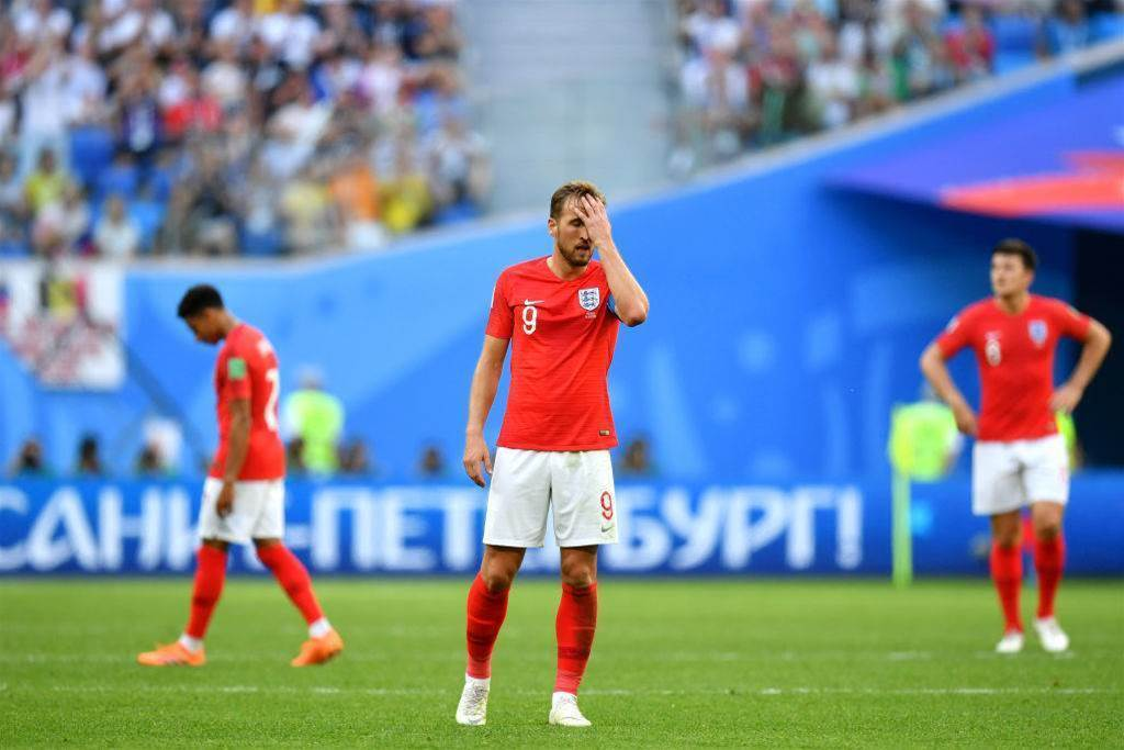 Southgate not judging Kane for England's loss
