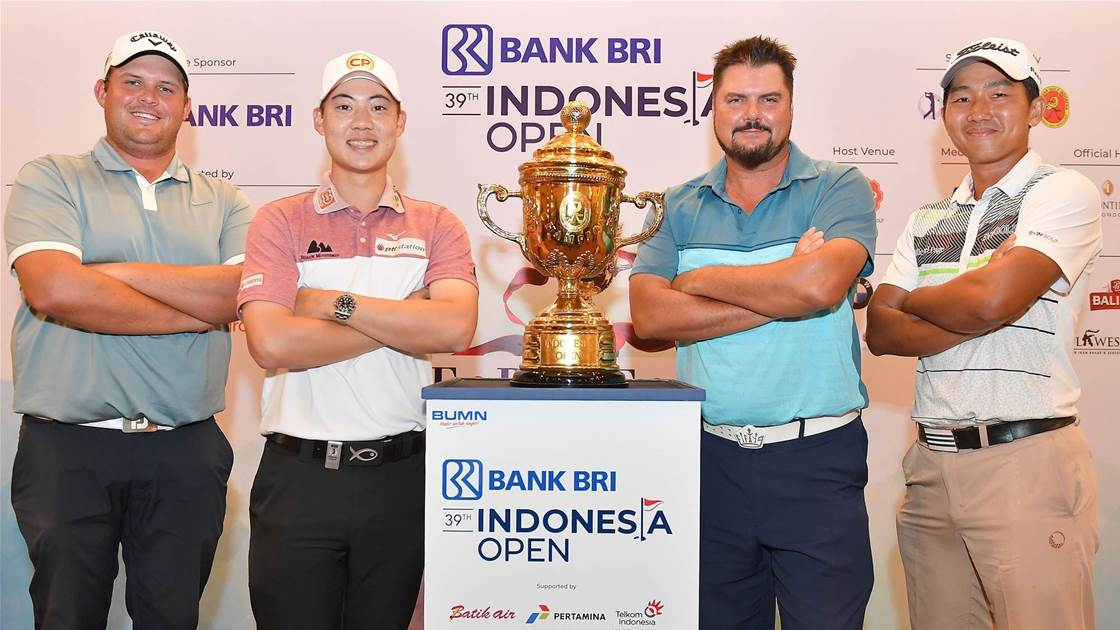 Ritchie targets pathway to success via Indonesia Open
