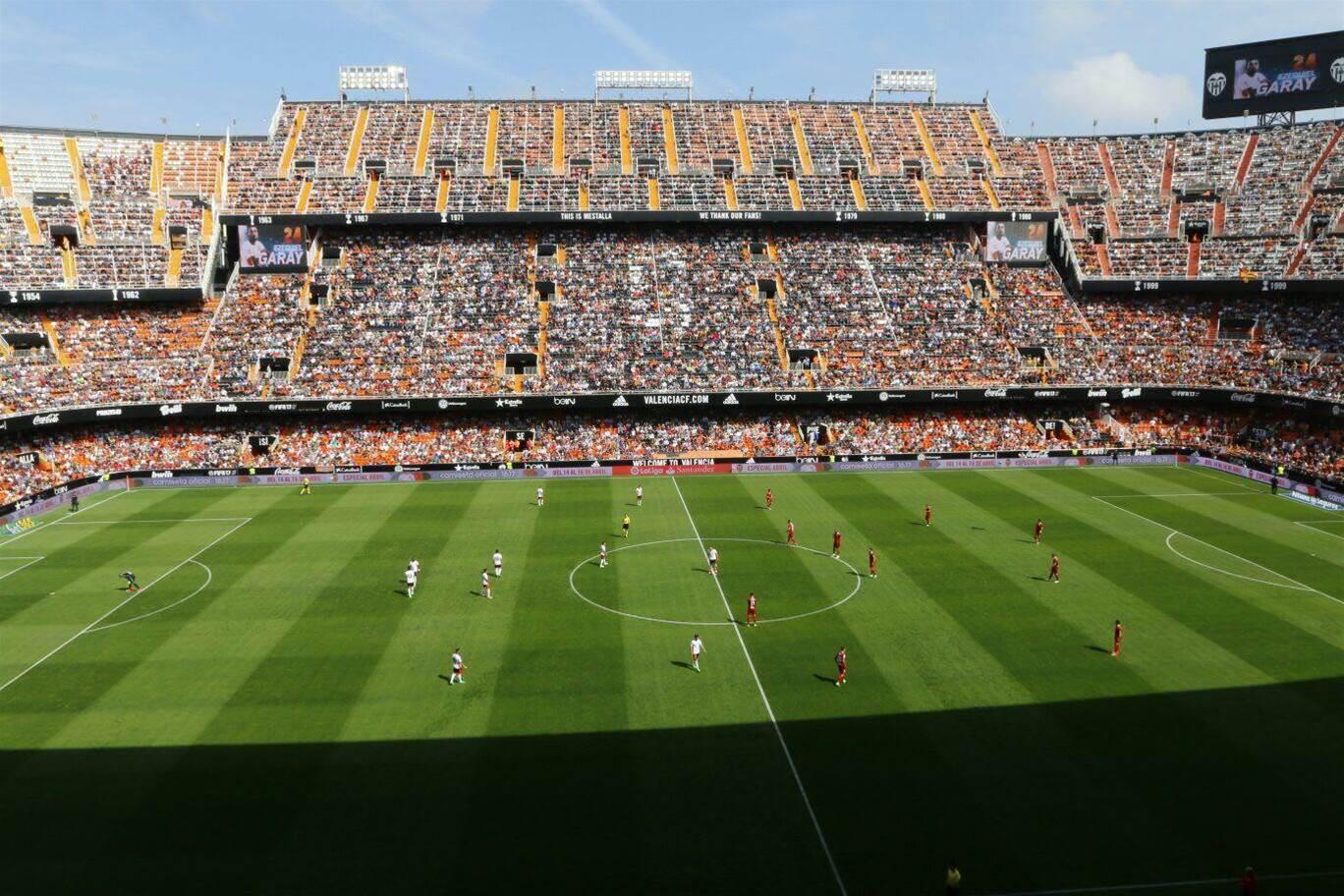 Mestalla: The Temple of Feelings