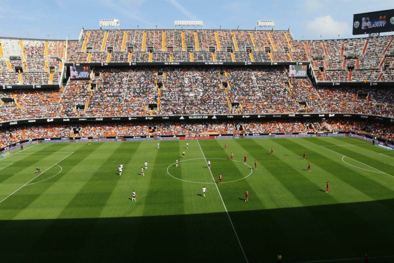 Mestalla: The Temple of Feelings