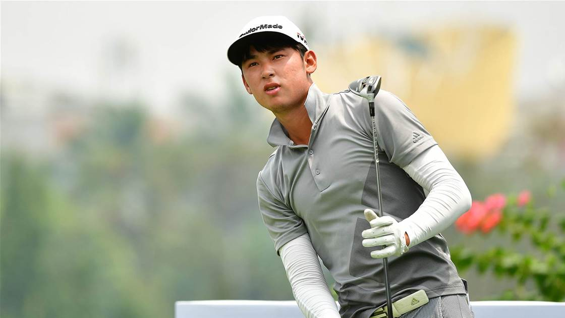 Shin eyes grandstand finish at Indonesia Open